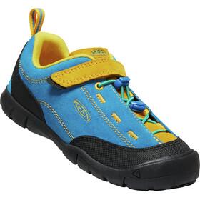 Keen Jasper II Shoes Youth, turquoise/geel